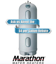 $4 per Gallon Rebate Ask us About the